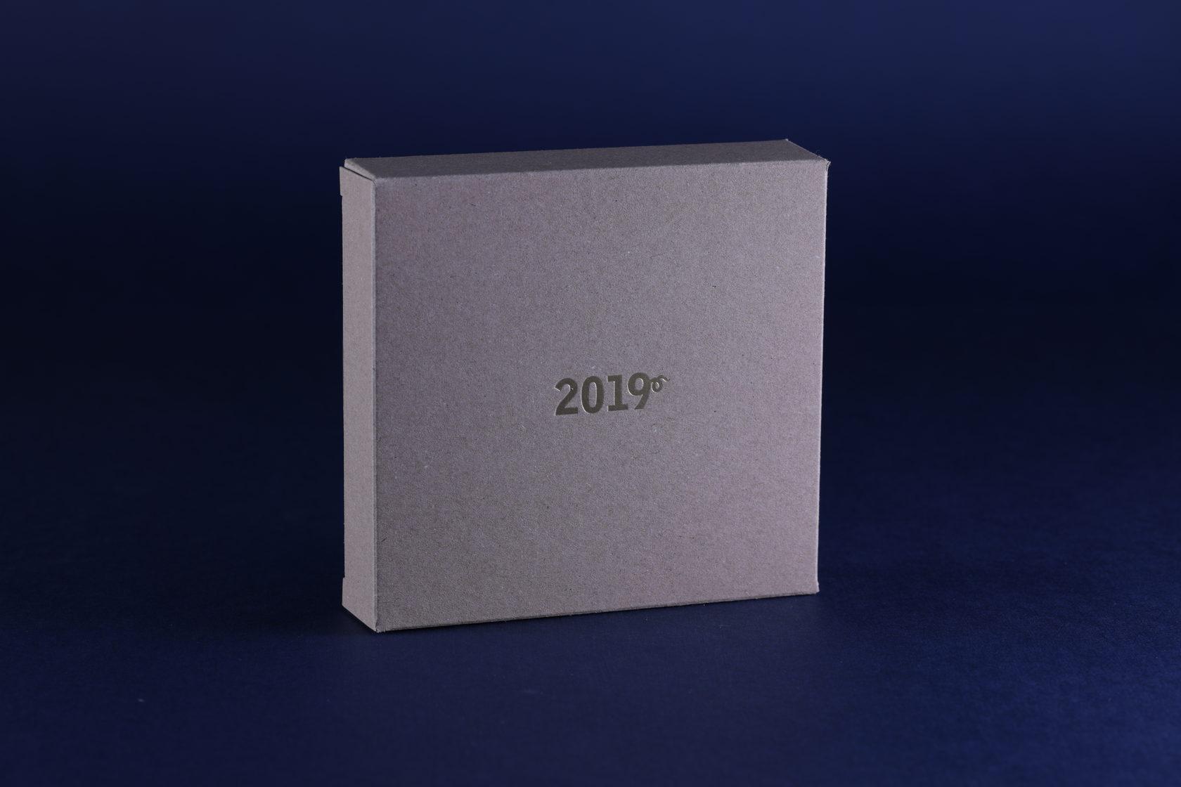 Упаковка для календаря