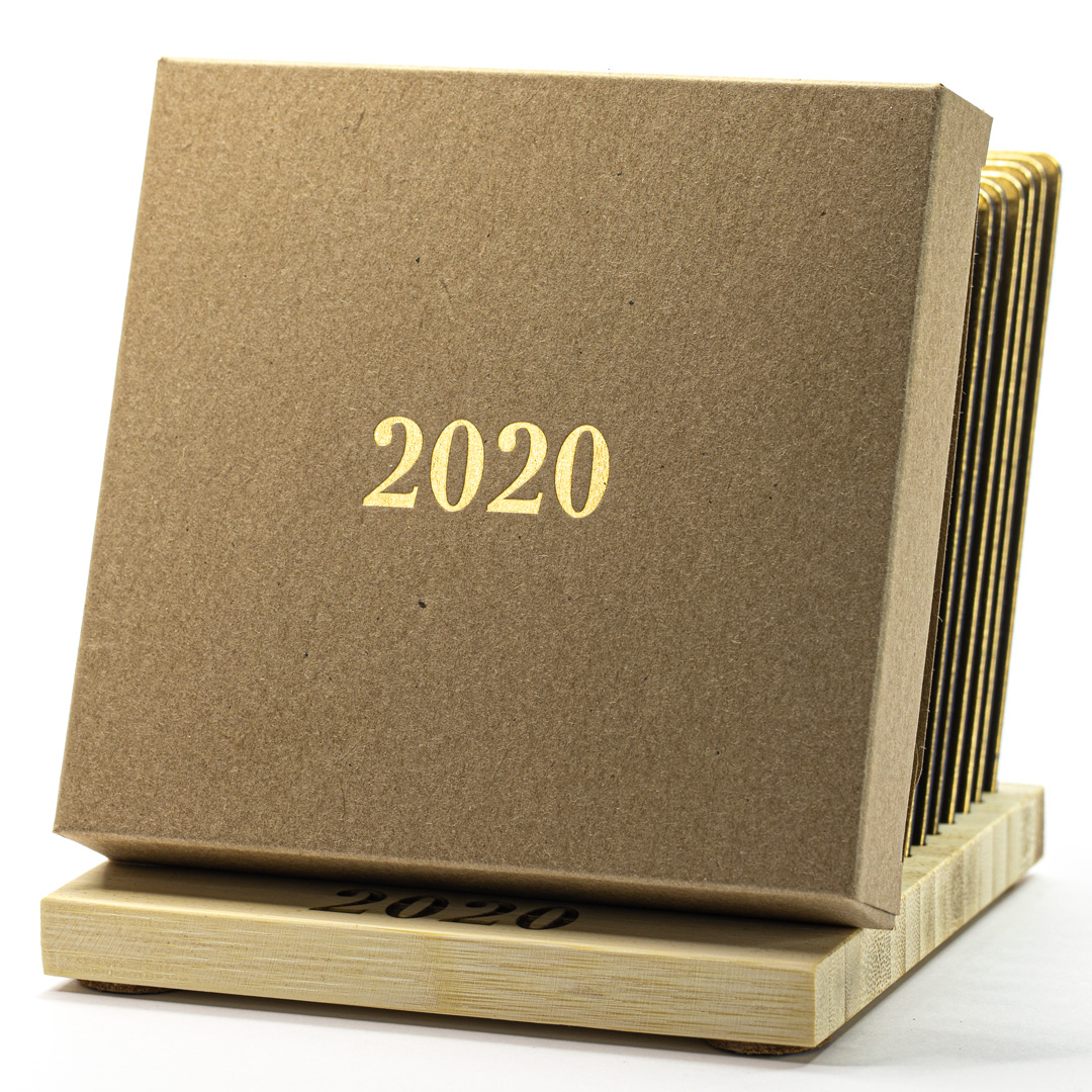 Настольные календари 2020 год