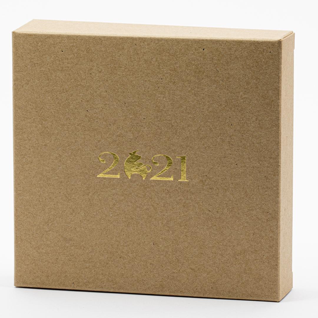 Упаковка для календаря ЭКО