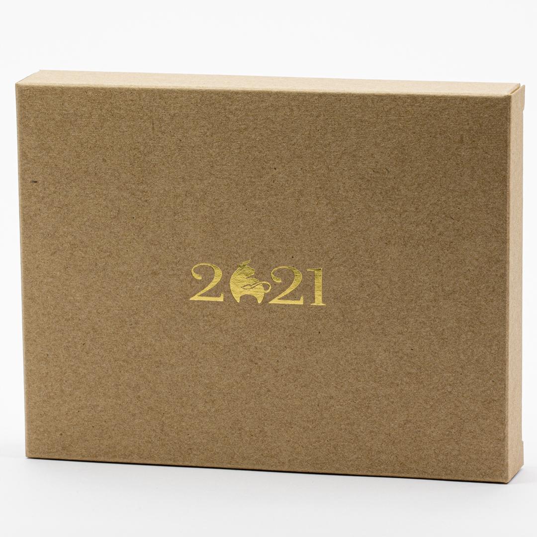 Упаковка для календаря и подарков