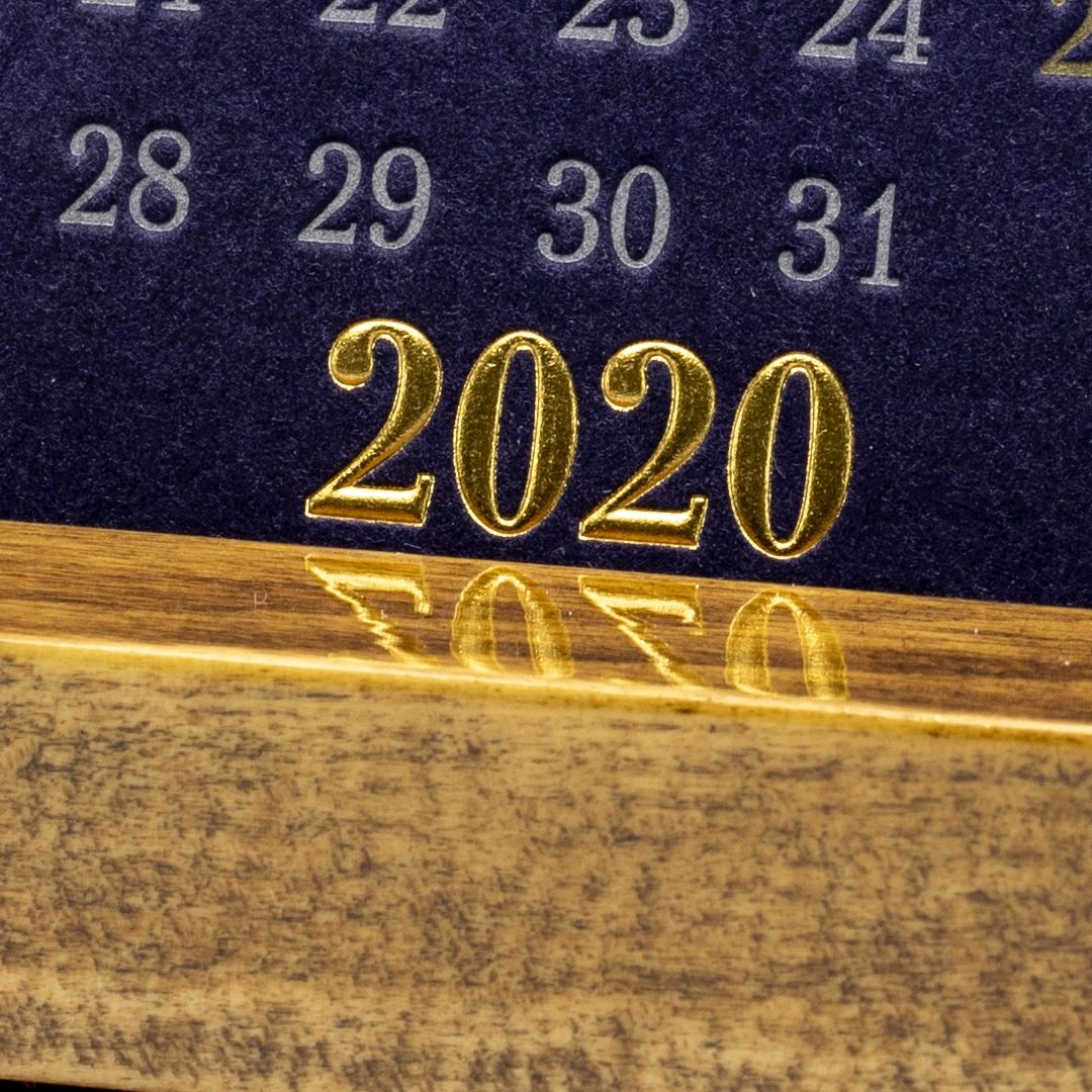 Календарь на подставке 2020 PRESIDENT
