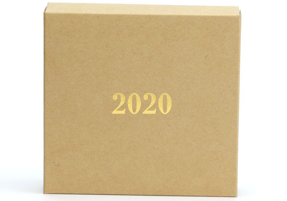 Календарь на подставке 2020