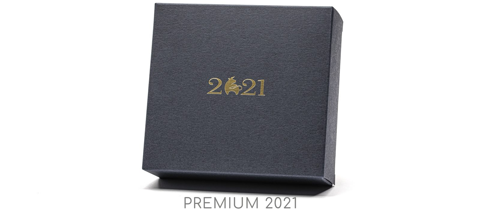 Упаковка для календаря ПРЕЗИДЕНТ PRESIDENT PREMIUM 2021