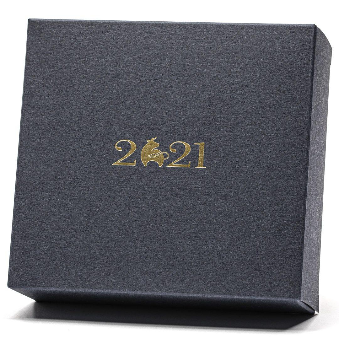 Упаковка Календарь ПРЕЗИДЕНТ PRESIDENT PREMIUM 2021