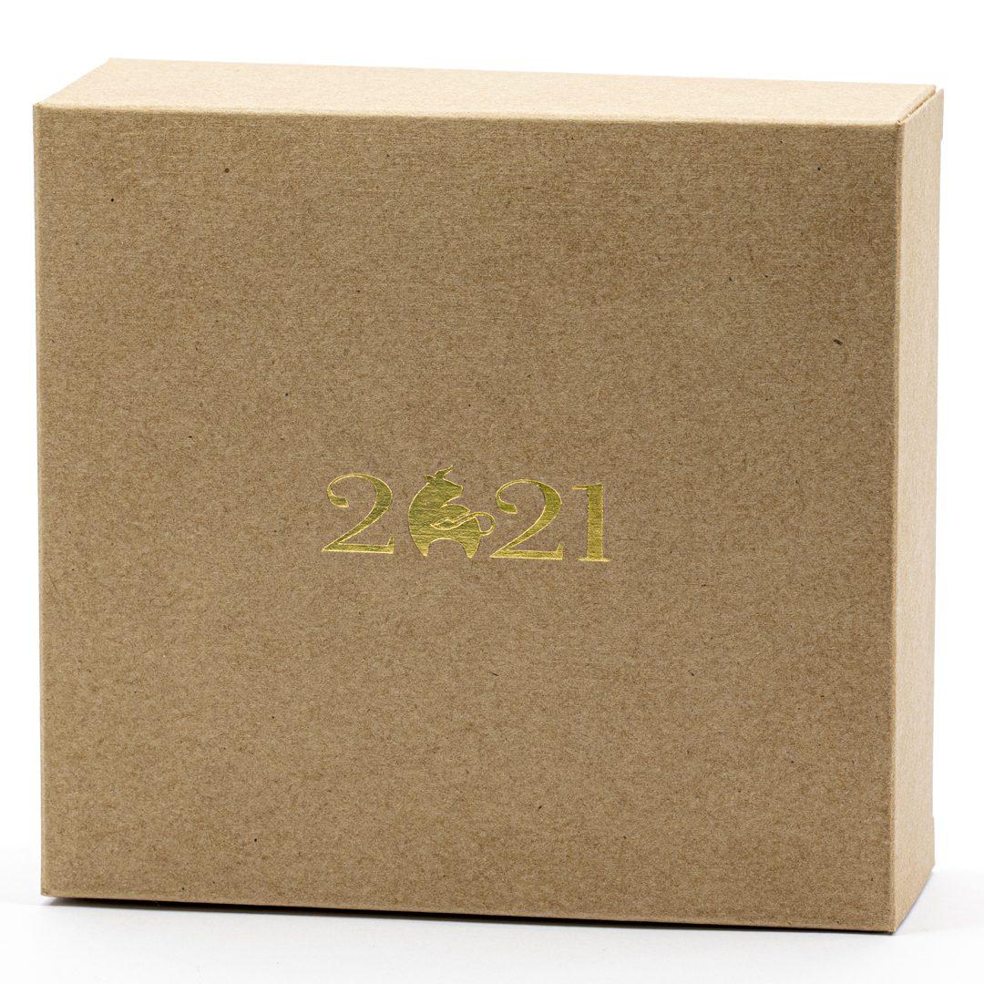 Упаковка для календаря и падарков.