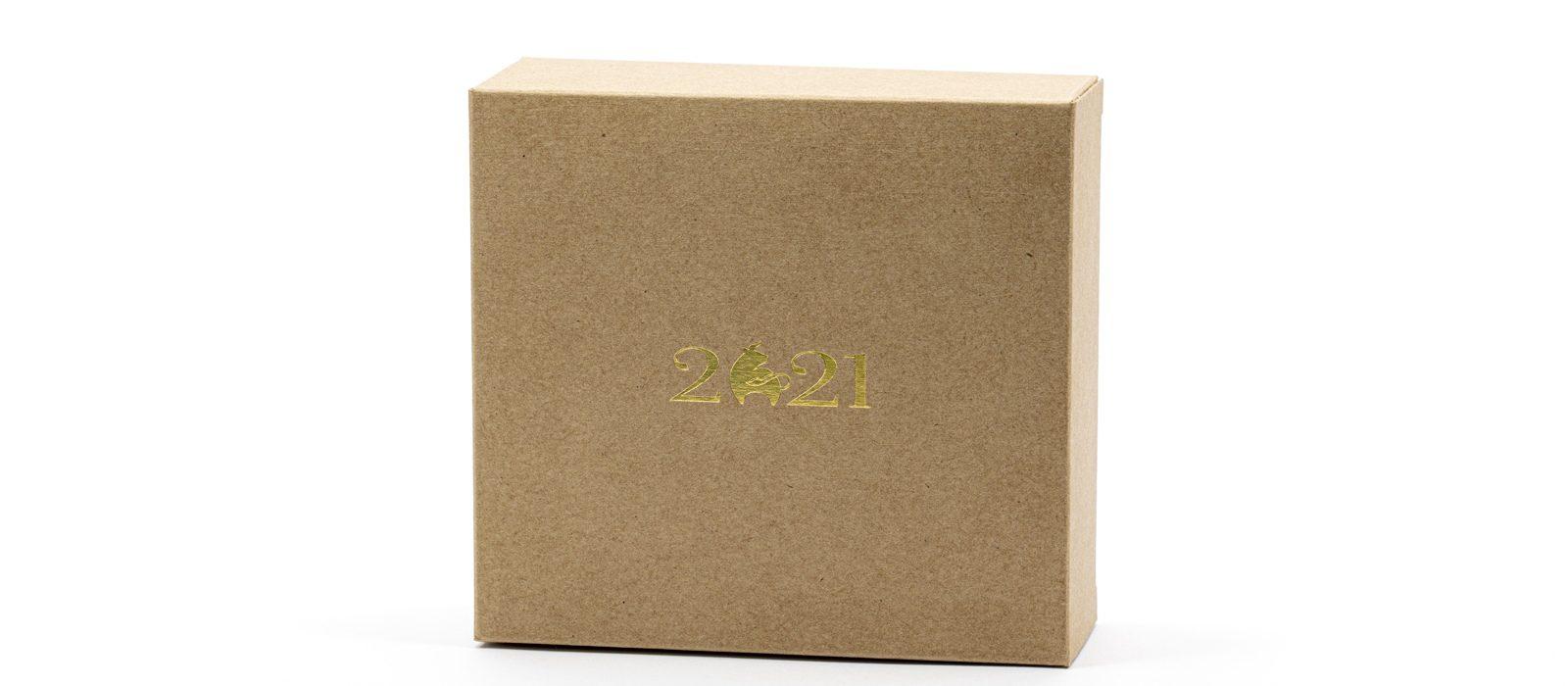 Упаковка для календаря МИНИ