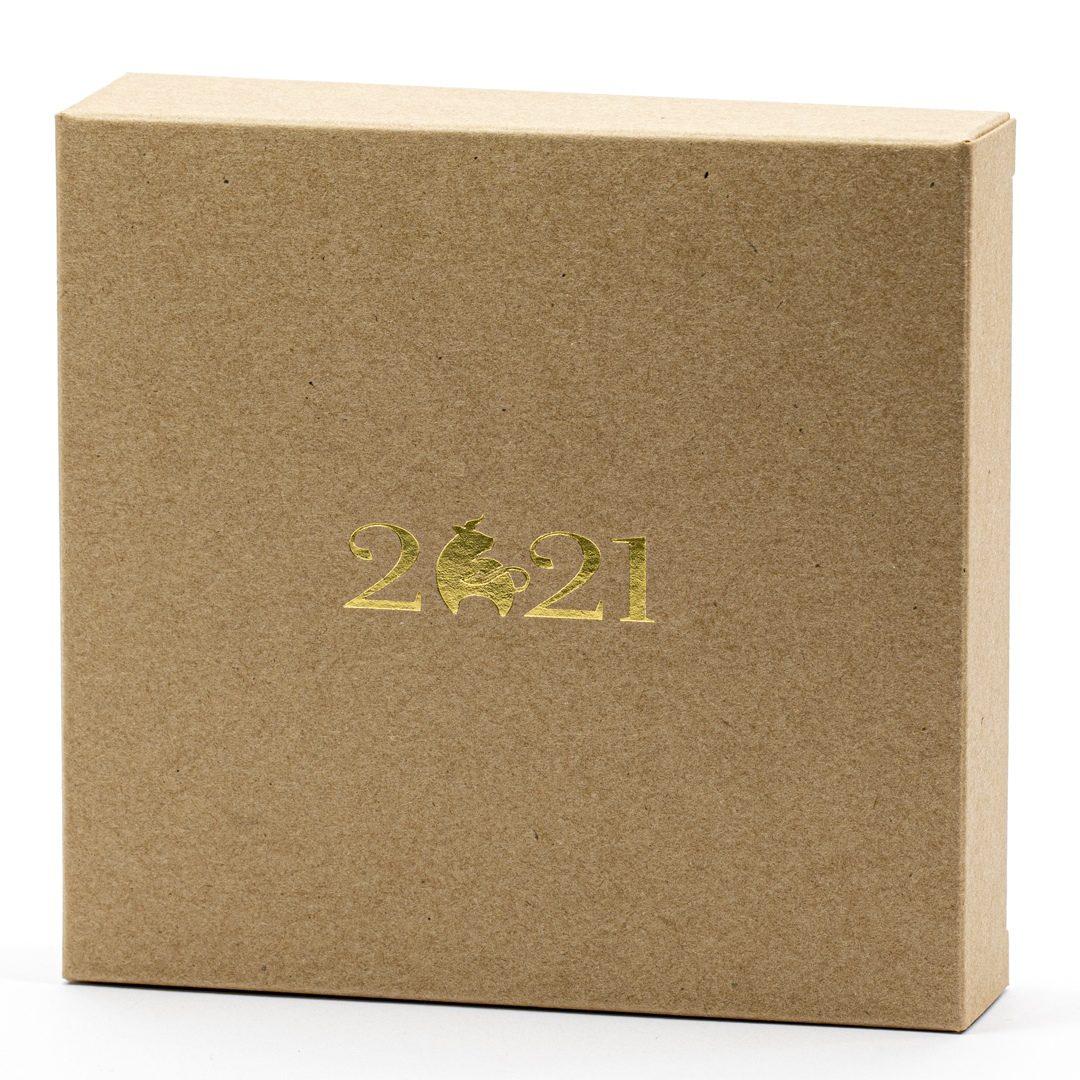 Упаковка для календаря ROUND 2021
