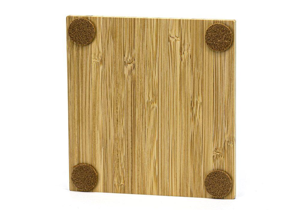 Бамбуковая подставка для календаря SLIM